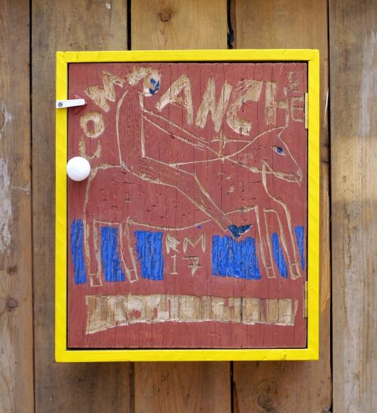 Comanche Cabinet